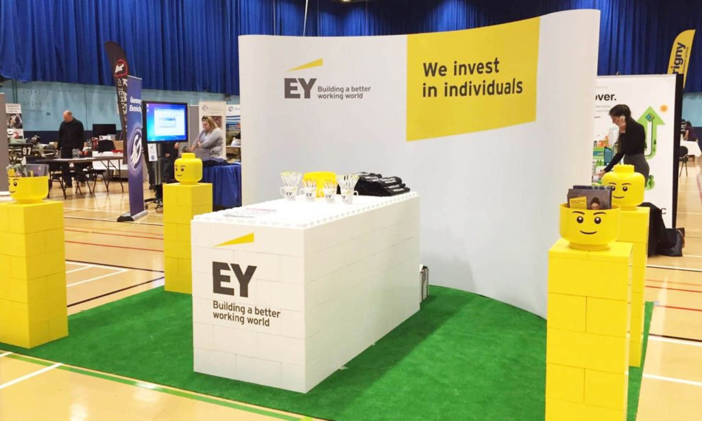 Modular Exhibition Stands : Everblocks uk fo modular exhibition stands and exhibits